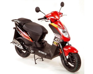 Kymco Agility 125 Sportedition