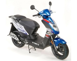 Kymco Agility 50 Sportedition