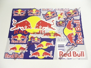 MATRICA SZETT RED BULL  A3 (297*420