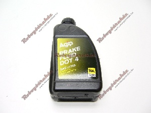 FÉKOLAJ AGIP BRAKE FLUID DOT4 1L